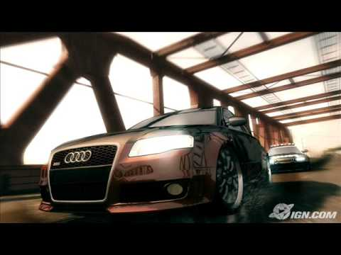 need for speed undercover song  splitting  adam . on my own.wmv