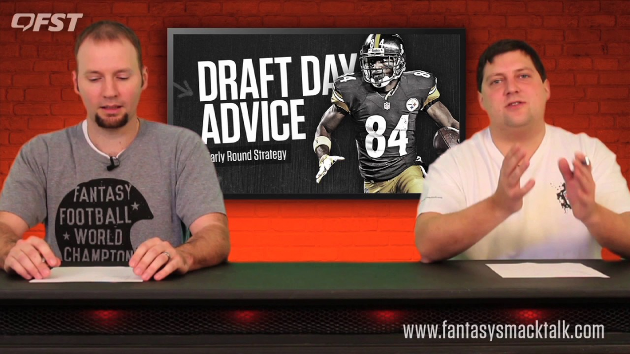 2017 Fantasy Football Early Round Draft Strategy thumbnail