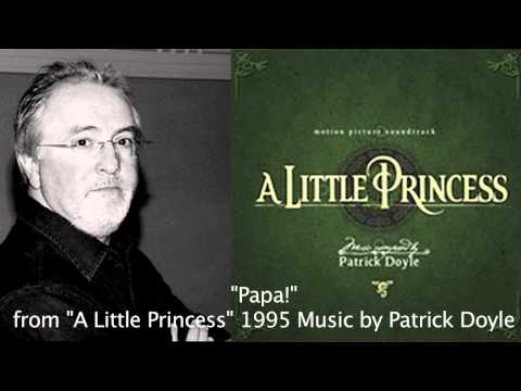 """Papa"" From ""A Little Princess"" 1995. Music By Patrick Doyle"