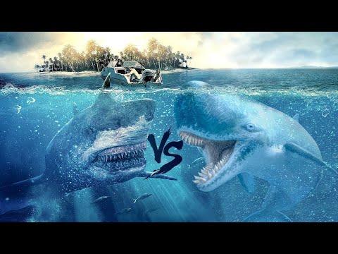 MEGALODON VS LIVYATAN. Who Would Win?