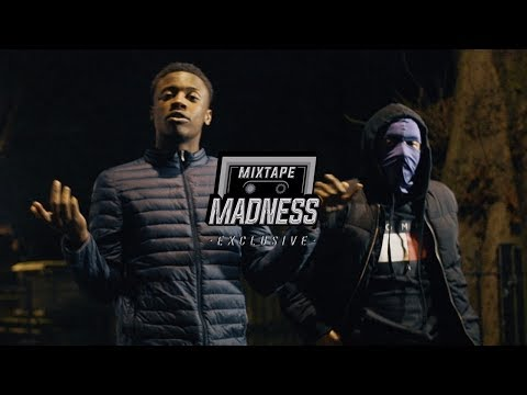 #SinSquad (GP x Uncs x KayyKayy) – Serious Splashers (Music Video) | @MixtapeMadness