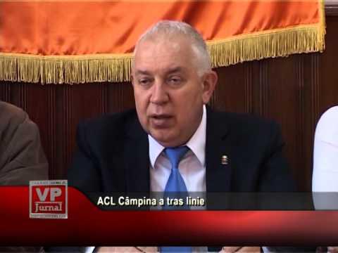 ACL Câmpina a tras linie