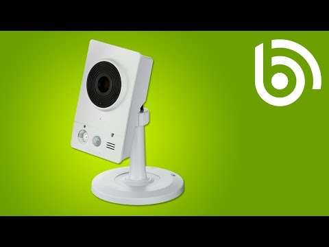 D-Link DCS-2132L IP Camera Introduction