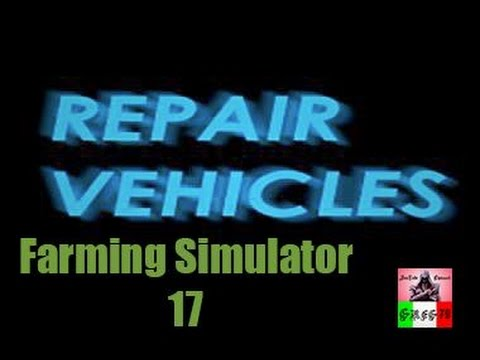 Repair your vehicles v1.31