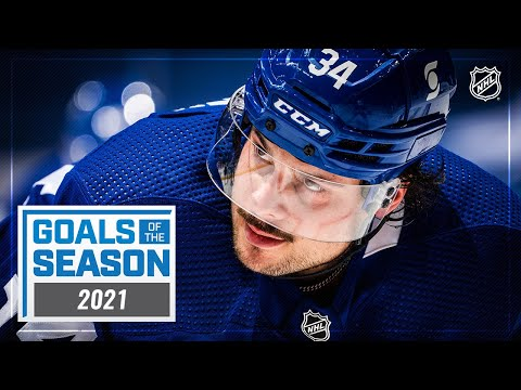 Filthiest Goals of the 2021 NHL Season