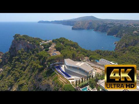 5 500 000€ Новый дом на 1 линии моря/Испания,Коста бланка,Хавея/Хайтек/Hi Tech/Премиум-класс/Люкс