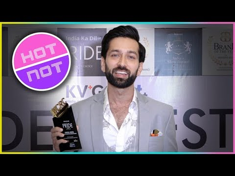 Nakuul Mehta Looks Handsome As Ever On The Red Car