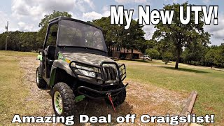 9. My New Arctic Cat Prowler 650. Ultimate Hunting UTV