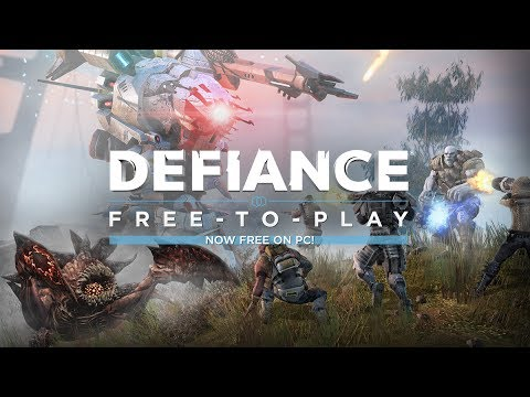 Watch or Join!- Defiance Sci-fi MMOFPS