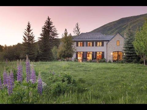 Captivating Mountain Home in Aspen, Colorado | Sotheby's International Realty