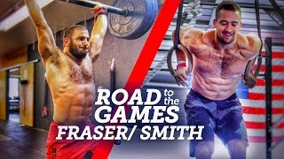 Road to the Games 16.08: Smith / Fraser