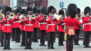 Margaret Thatcher's Ceremonial Funeral - London - 17/04/2013