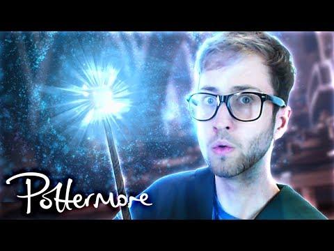 I'M A SLYTHERIN?! - Pottermore (видео)