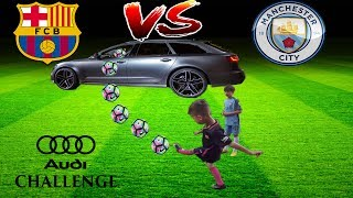 Its a part of the series Garden football goals challenges The Great David R but this time it is an Audi Football ChallengesAudi Football ChallengesPremier League Football ChallengesGarden Football ChallengesExtreme Penalty ChallengeFootball AudiFC Barcelona AudiFootballers carsFootball skillsFootball skills for kids