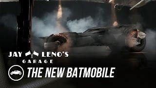 Jay Leno Introduces The New Batmobile - Jay Leno's Garage by Jay Leno's Garage