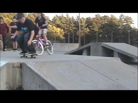 Amesbury Skate Park 2