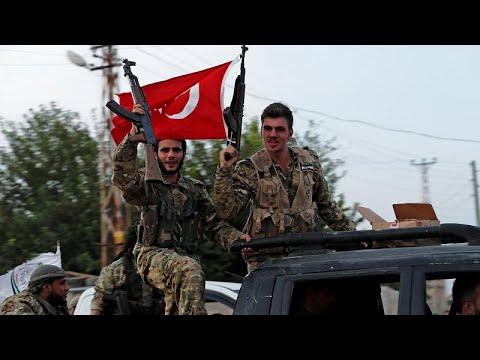 Τουρκία: Πλήρης ικανοποίηση για την εκεχειρία
