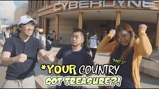 Video Your Country Got Treasure?! (Part 2) MP3, 3GP, MP4, WEBM, AVI, FLV November 2018