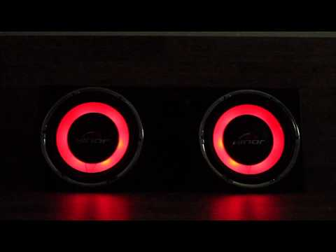 Box trio 1500 LED - TEASER