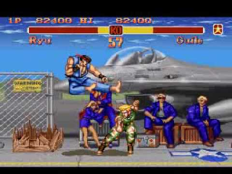 Street Fighter 2 - Me playing around with street fighter 2,Im no pro either. If any of you play Tibia and go to the Amera server.Please donate money to Gyper.