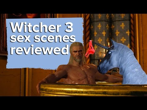 All The Witcher 3 sex scenes - reviewed