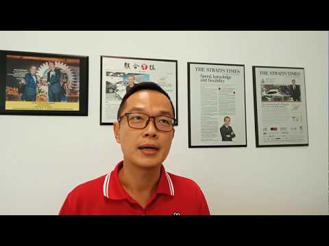 Video testimonials #1 - Drive Away new Car with $0 down-payment in Singapore
