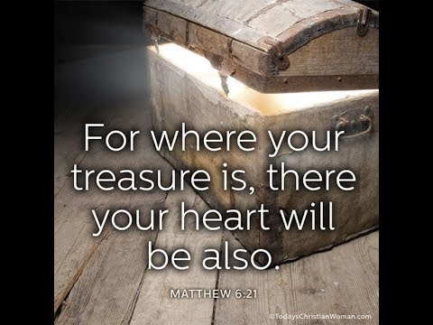 My Treasure by Scott Wesley Brown