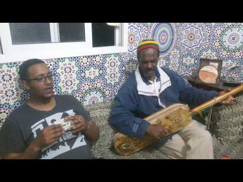 Maalam Younas Bayou & Maalam Simohamed Dlam