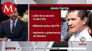 Jesús García fue asesinado en Cuernavaca; igual que su hijo en 2017