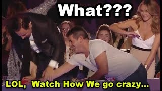 Video TOP 10 *FUNNIEST & HILARIOUS* AUDITIONS EVER ON BRITAIN'S GOT TALENT! MP3, 3GP, MP4, WEBM, AVI, FLV Maret 2019