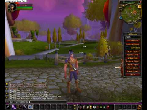 Skill full GM looking for WoW Private Server!.wmv