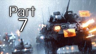 Battlefield 4 Gameplay Walkthrough Part 7 - Campaign Mission 4 - Airfield (BF4)