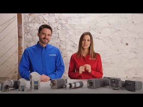 Gear Motor Basics | An Introduction to Gear Motors