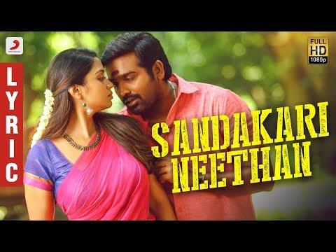 Sangathamizhan - Sandakari Neethan Lyric