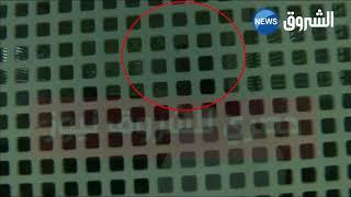صور حصرية أخرى توضح لحظة نقل أويحي من سجن الحراش الى المحكمة العليا .