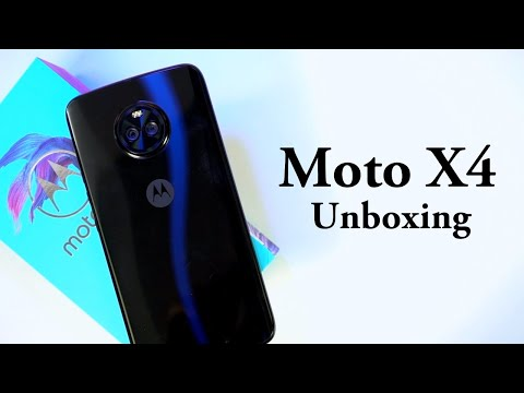 Moto X4 Unboxing, Specs, Price, Initial Impressions and in Hand Review