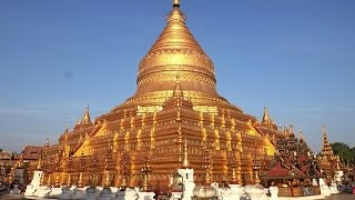 Bagan Myanmar  city photo : Temples of Ancient Bagan, Myanmar in 4K (Ultra HD)