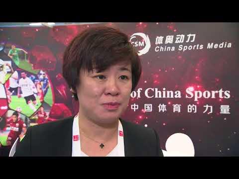 China Sports Media - SPORTELMonaco 2017