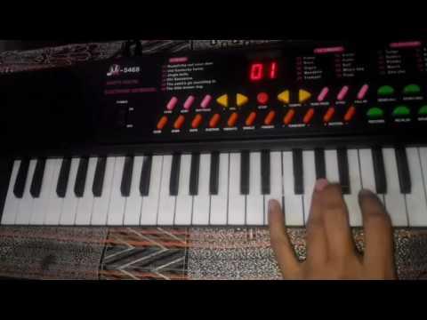 Video KARMA music theme on keyboard download in MP3, 3GP, MP4, WEBM, AVI, FLV January 2017