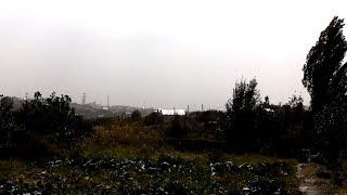 Вид на Волгоград из Городище