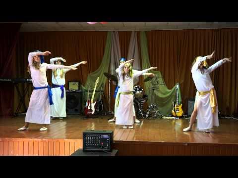 Детская танцевальная группа Звездочки Шааби (видео)