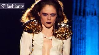 Models - Coco Rocha + Daria Strokous - Fall 2011 | FashionTV - FTV