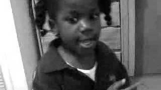 4 year old singing I've changed-Keyshia Cole & Jaheim