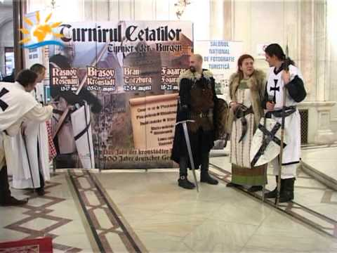 Interviu Ionut Gliga – APDT BV, Târg Holiday Market, 17-21 martie, Bucureşti – VIDEO