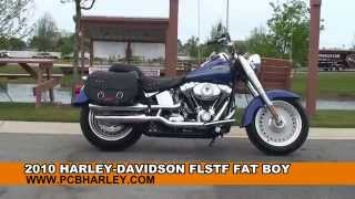 10. Used 2010 Harley Davidson FatBoy Motorcycles for sale