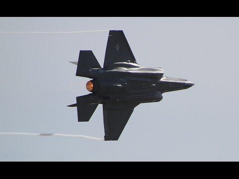 Lockheed Martin F-35A Lightning...