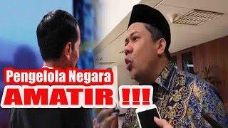 Video PALING BERANI!! Fahri Hamzah Bilang Amatiran Dalam Ngelola Negara MP3, 3GP, MP4, WEBM, AVI, FLV Mei 2018