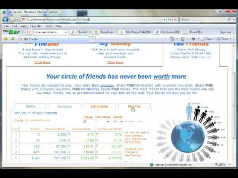 WORK FROM HOME -- Get Paid For Surfing The Internet