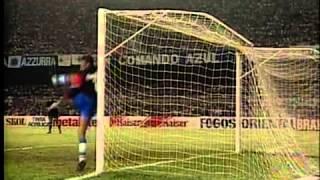 Cruzeiro 0 x 1 Flamengo - Copa do Brasil 1995