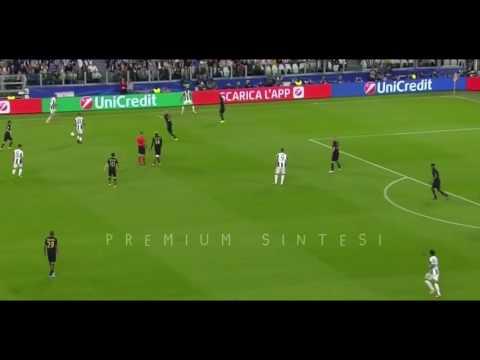 Juventus - Monaco  2 - 1 HD sintesi Premium  9/5/17